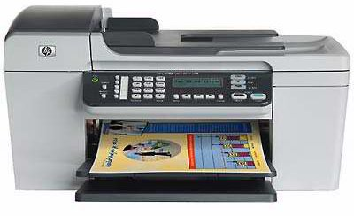 Dokumenten-Management-System - HP OfficeJet 5610