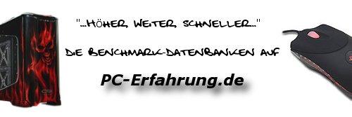 Benchmark-Datenbank