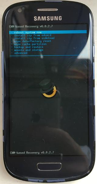 samsung galaxy s3 mini i8190n stock firmware