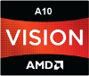 AMD A10 (2nd) Logo