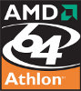 AMD Athlon 64 Logo