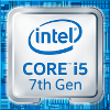 Core i5 7440HQ Logo