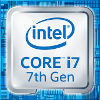 Core i7 7700HQ Logo